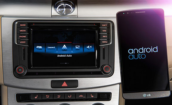 android-auto-integration